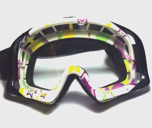 Occhiali Moto Cross Enduro Snowboard